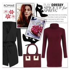 """""""ROMWE VI/3"""" by amra-mak ❤ liked on Polyvore featuring women's clothing, women's fashion, women, female, woman, misses, juniors and romwe"""