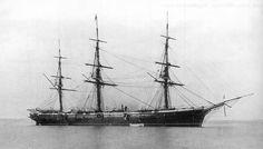 Komentosillalla : Carl Hallberg Tall Ships, Sailing Ships, Ocean, The Ocean, Sailboat, Sea