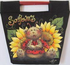 Sunflowers Canvas Bag