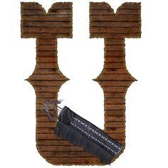 Alfabeto western...U