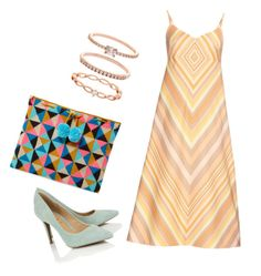 """""""Untitled #1397"""" by burn-notice ❤ liked on Polyvore featuring Sophie Anderson, Valentino, Lipsy and Accessorize"""
