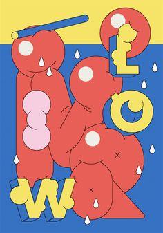 Poster Tokyo - Alexander Medel Calderón