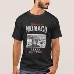 Monaco T-Shirt - diy individual customized design unique ideas