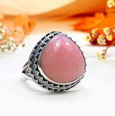 #Ring #sterling #Silver # semi #Precious #Gemstone #Designed by #Arpit #Gems
