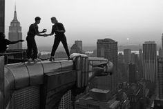 ANNIE LEIBOVITZ - Chrysler Building