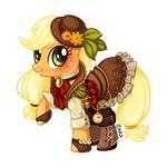 Applejack by LittleGreenFrog