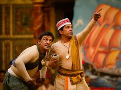 The Tempest in Bangla by Dhaka Theatre (C) Simon Kane