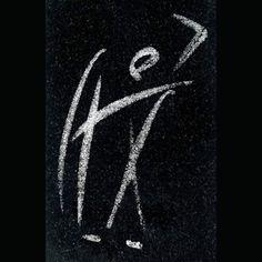 Makoto Yabe archer pottery mark