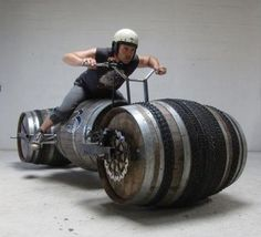 moto-barril - 10422