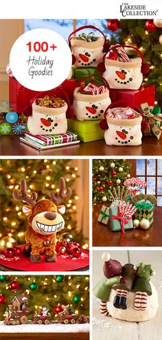 Christmas Decorations Christmas Plush Toys Christmas Trees Large Luminous Music Creative Holiday Gifts Kawaii Kids Toys Let Our Commodities Go To The World