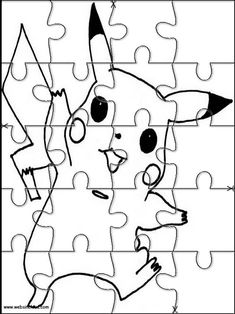 3 Free Pokemon Color By Number Printable Worksheets