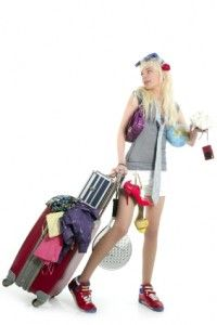 Great article about bringing baggage to a first date...