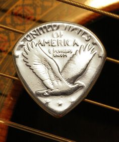 unusual guitar picks | Eagle Guitar Pick ... A Very Rare and Unique Pick ... For Guitar ...