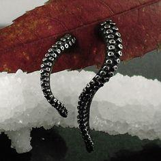 tentacle-earring-set
