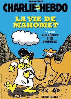 charlie bd mahomet Charb et Zineb