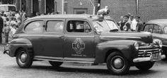 1947 Ford Ambulance