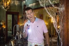 Pin for Later: 'Tis the Season to Get All Your Outfit Inspiration From Scream Queens  Chad, bringing back the polo one outfit at a time.
