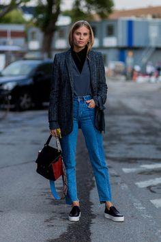 The best street style from Copenhagen Fashion Week - Fashion Quarterly - Women's Shoes - http://amzn.to/2gIrqH5