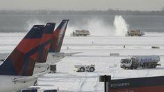 Cancelan más de 2.000 vuelos por otro temporal en la costa este de Estados Unidos | USA Hispanic PressUSA Hispanic Press