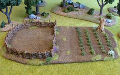 The Wargames Table: More Dark Ages Scenery