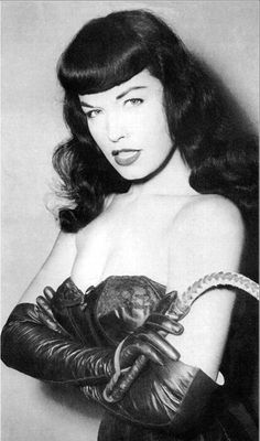 LOVE Bettie Page!