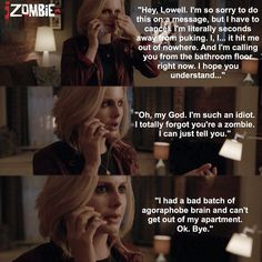 "#iZombie 1x06 ""Virtual Reality Bites"" - Liv"