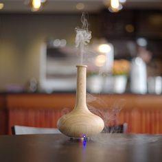 Ultrasonic LED Light air Aroma Diffuser mist maker
