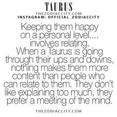 Zodiac Taurus Facts! TheZodiacCity.com