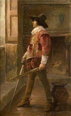 Alex de Andreis - The Cavalier