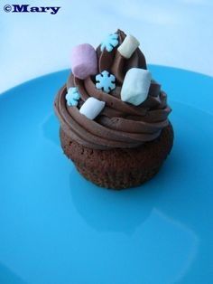 Mokkapalamuffinit Desserts, Food, Tailgate Desserts, Deserts, Eten, Postres, Dessert, Meals, Plated Desserts