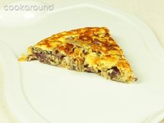 Frittata di radicchio: Ricetta Tipica Veneto | Cookaround