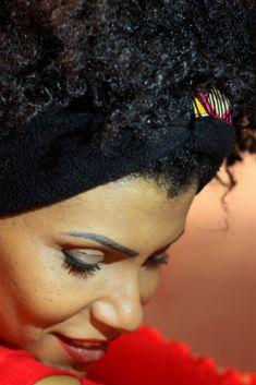 Haarband. Afrikanischer Wax Print. Handgemacht. Ethical Fashion, Diy Fashion, German, Inspiration, La Mode, African Textiles, Deutsch, Biblical Inspiration, Sustainable Fashion