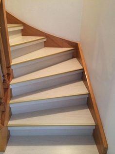 escalier, rénovation descalier, recouvrement descalier - escalier ...