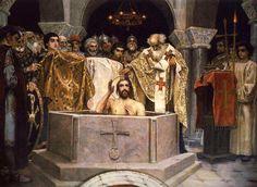 Как меняется вода на Крещение? | Кириллица