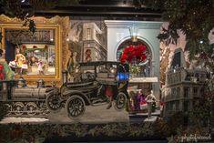 Lord & Taylor – Best NYC Christmas Window Display 2013 | photoframd.