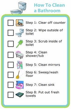 14 Clever Deep Cleaning Tips & Tricks Every Clean Freak Needs To Know Deep Cleaning Tips, Cleaning Checklist, House Cleaning Tips, Spring Cleaning, Cleaning Hacks, Cleaning Solutions, Toilet Step, Routine, How To Clean Mirrors