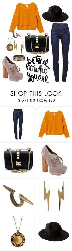 """#10"" by bestgirlever ❤ liked on Polyvore featuring Proenza Schouler, Monki, Valentino, Steve Madden, CC SKYE, Marie Chavez, ASOS and Alexander McQueen"