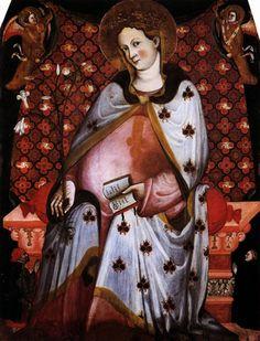 Madonna del Parto Unknown Master, Italian (late 15th century in Valsesia)