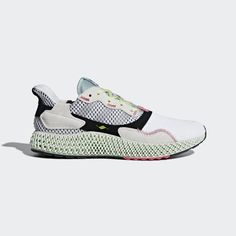adidas ZX 4000 4D Shoes - White  f46286a43