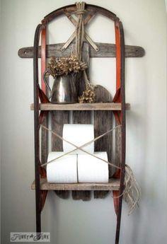 Sled Shelf