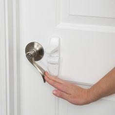 Window Locks, Door Locks, Home Safety, Baby Safety, Black Door Handles, Child Safety Locks, Security Door, Door Levers, Childproofing