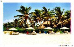 Cabanas La Luna (Tulum, Mexico) see u in November !!!