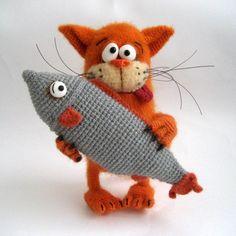 В рамках тестирования для Татьяны Vishenka связался кот Абрикос. Спасибо автору! Больше фото здесь