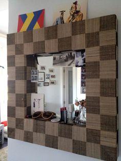 casa de una viajera - espejo