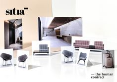 People do not have to conform to pre-built furniture but, on the contrary, the new Sitia collection was derived from life needs.