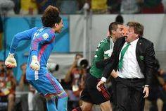 Eligen foto de Miguel Herrera como la mejor del Mundial de Brasil 2014 - Terra México