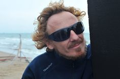 RAMÓN GRAU. Director of Photography: Felicidades Oscar Felices . Rodando . Barcelona 2008