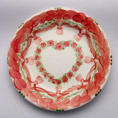 ursuel Serving Bowls, Tableware, Design, Red, Green, Tablewares, Dinnerware, Dishes