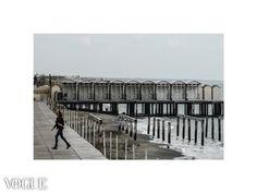 Winter | Beach | http://www.vogue.it/photovogue/Portfolio/e7f5c627-de05-4f63-a49a-c42c636e08dd/Image