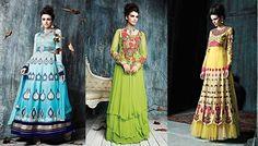 Catalog Name : SS2436  Designs : 11 MOQ : Full Catalog http://www.ekhantil.com/wedding-wear-new-designer-anarkali-suits/ #slawarsuit#anarkali#replica#dress#salwarkameez#semistiched#dresssmaterial#kurti